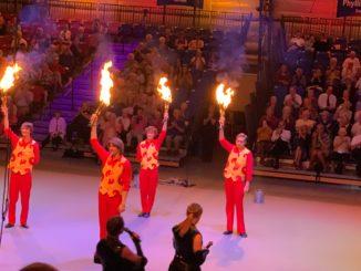 Sailor Circus Jugglers